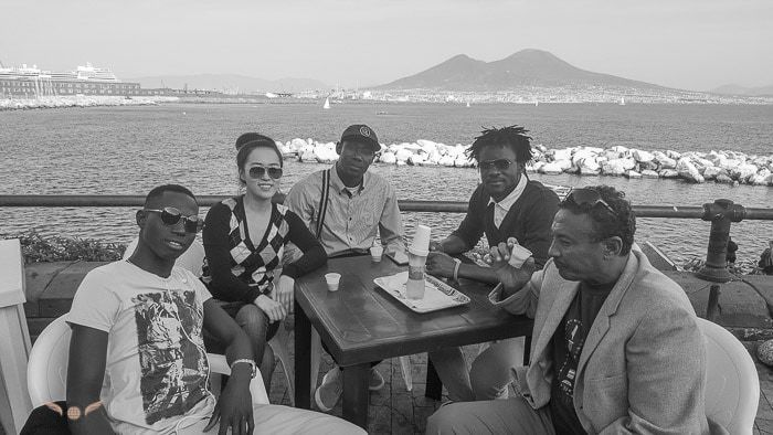volunteer abroad NGO Refugee Program IVHQ Naples Italy