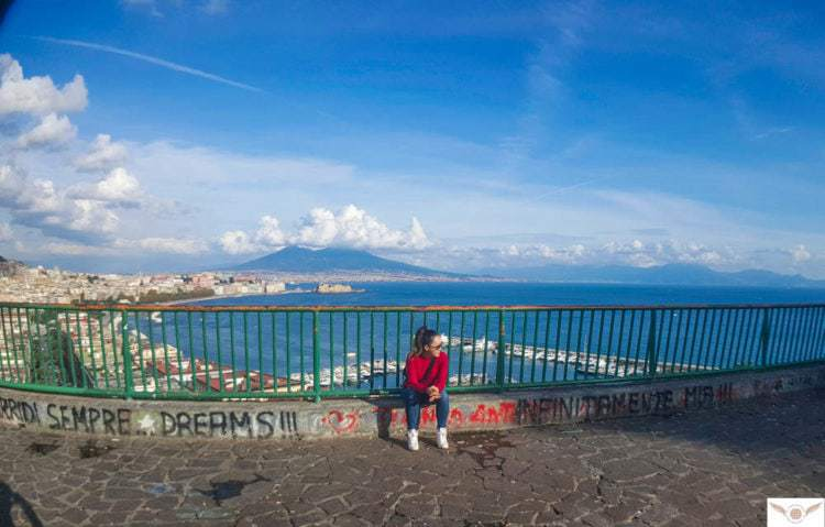 Review First Solo Volunteer Trip Abroad IVHQ Italy Naples