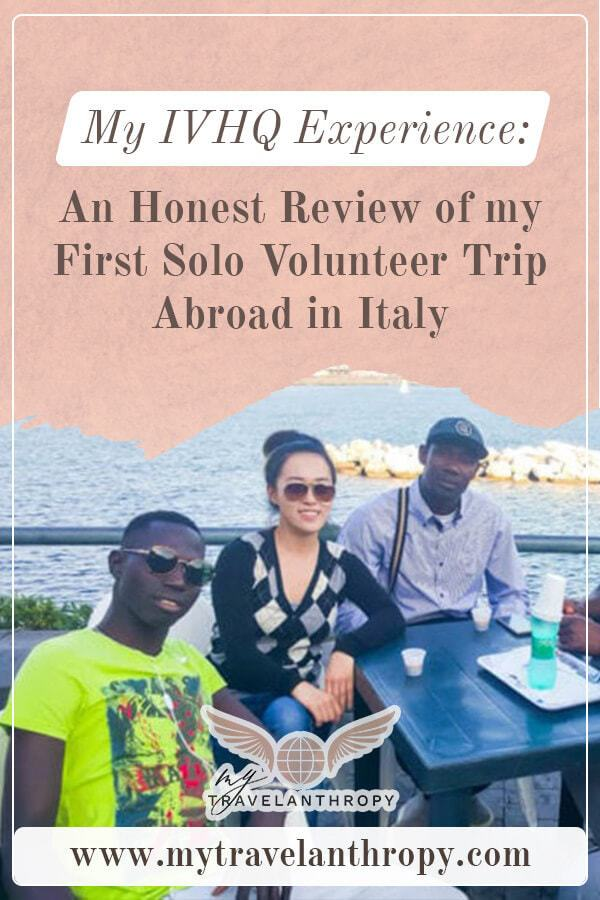 ivhq experience review first solo volunteer trip abroad italy