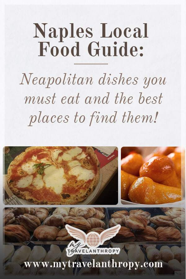 naples local food guide food you must eat best places find them