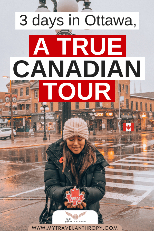 3 days ottawa itinerary canadian tour