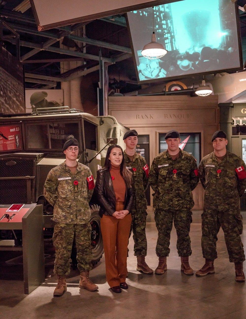 Canadian War Museum Ottawa