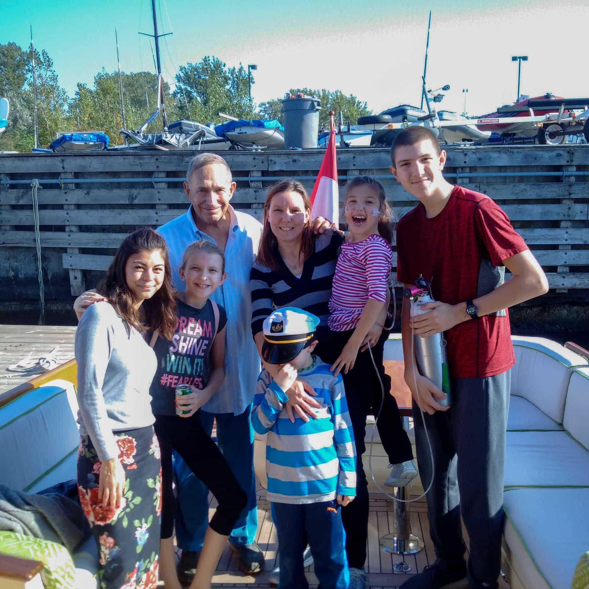 Ronald-Mcdonald-House-Charities-George-Cohon-Family-Boat