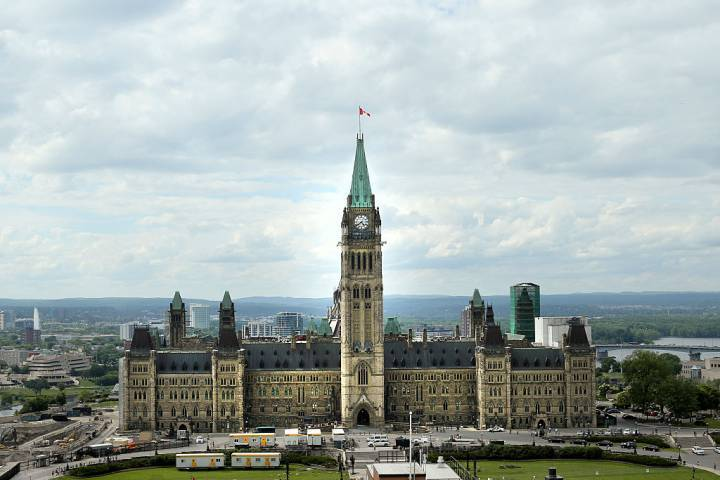 parliament hill ottawa photo