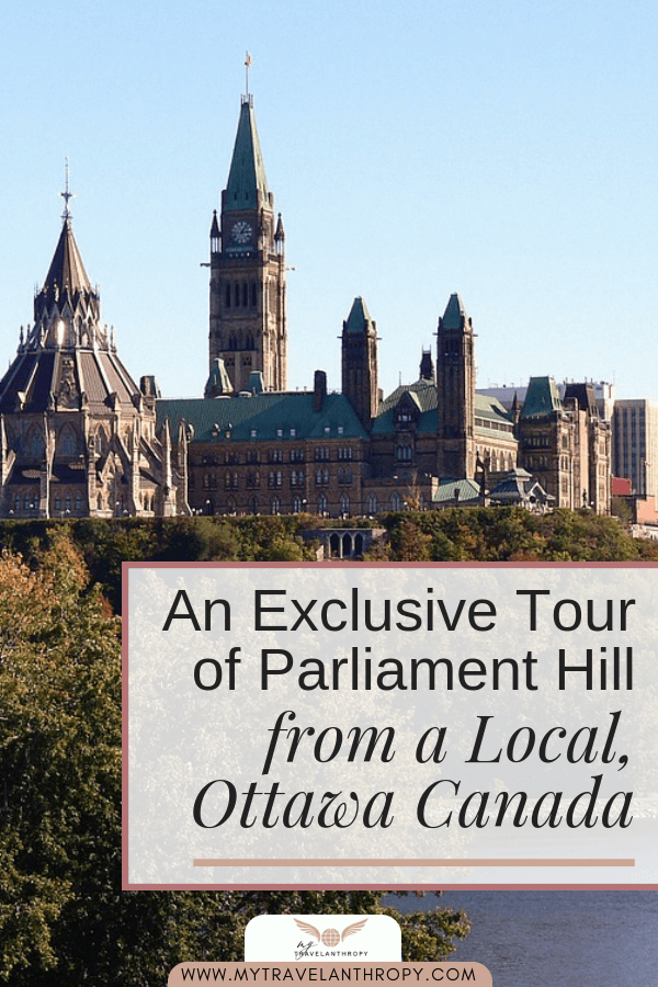 exclusive tour ottawa canada from local