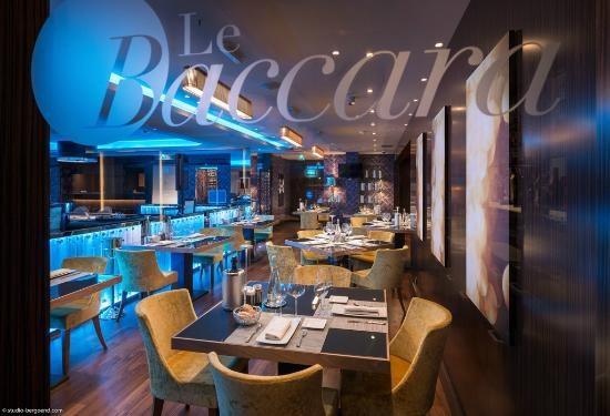 le baccara restaurant ottawa