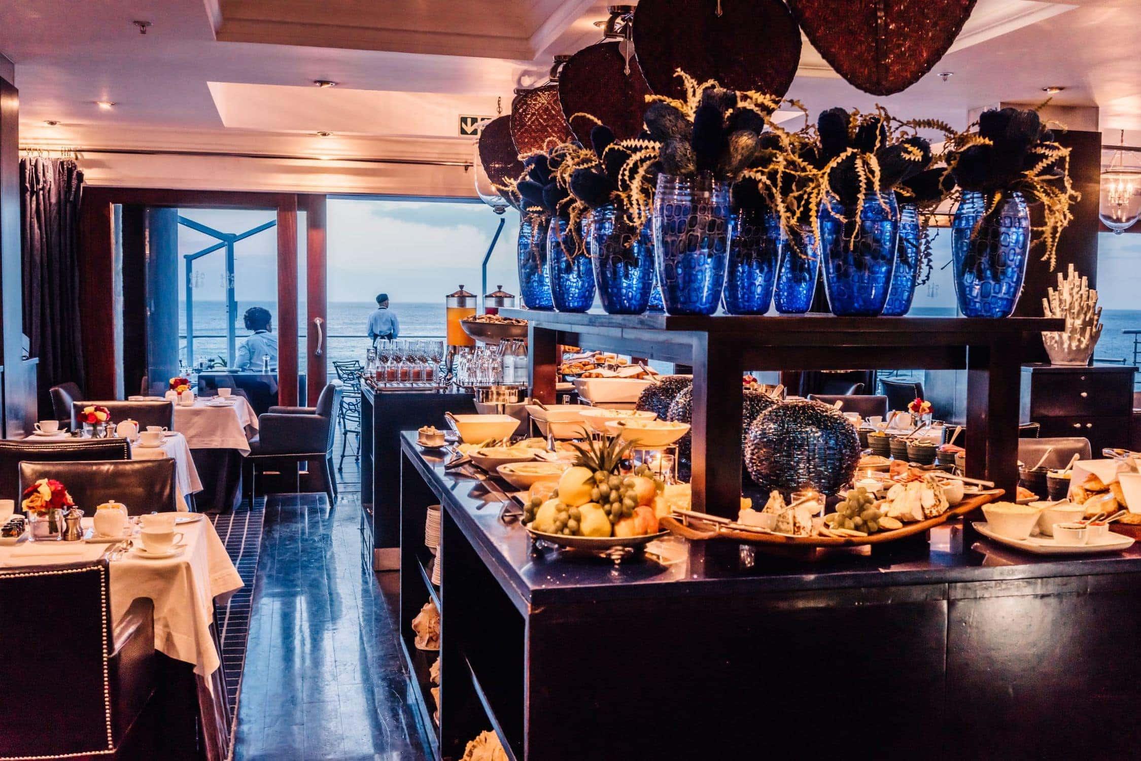 12 apostles hotel spa azure restaurant