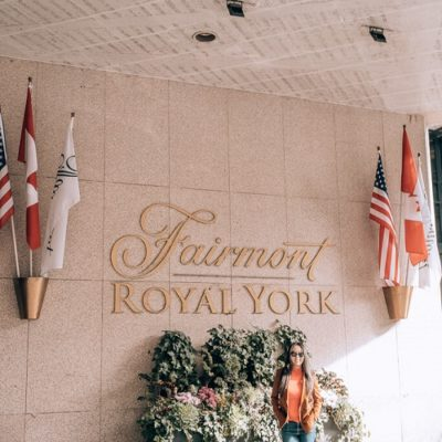 THE FAIRMONT ROYAL YORK: A MODEL OF LUXURY & SUSTAINABILITY