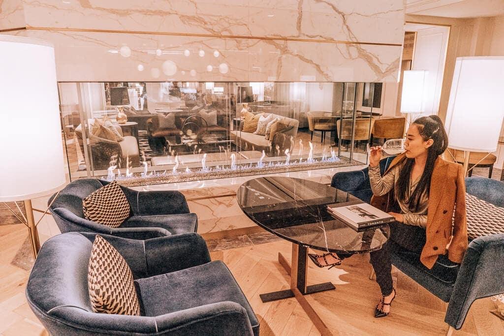 fairmont royal york gold lounge