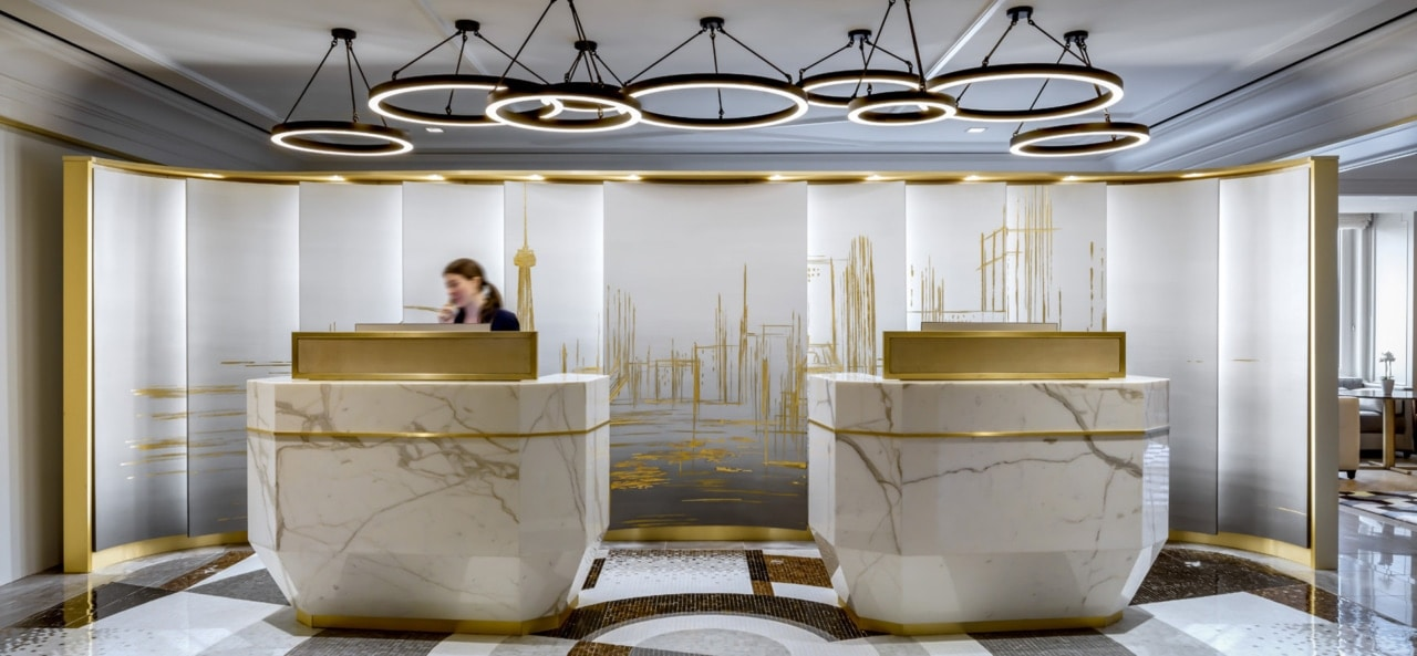 fairmont royal york gold lounge entrance