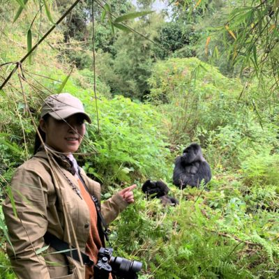A Guide to Gorilla Trekking in Rwanda and The Ellen Degeneres Fund